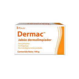 Jabón dermolimpiador para piel grasa
