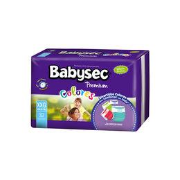 Pañales Premium Colores  para bebés de más de 14 kilos