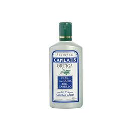 Shampoo de ortiga con salvia para la caída del cabello