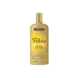 Shampoo realzante de brillo y color
