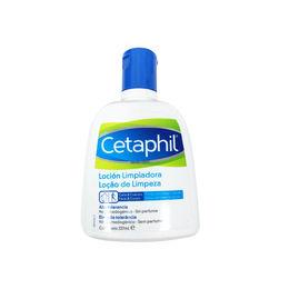 Loción limpiadora para piel sensible y seca