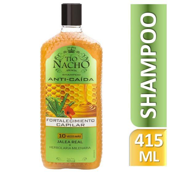Shampoo para el fortalecimiento capilar