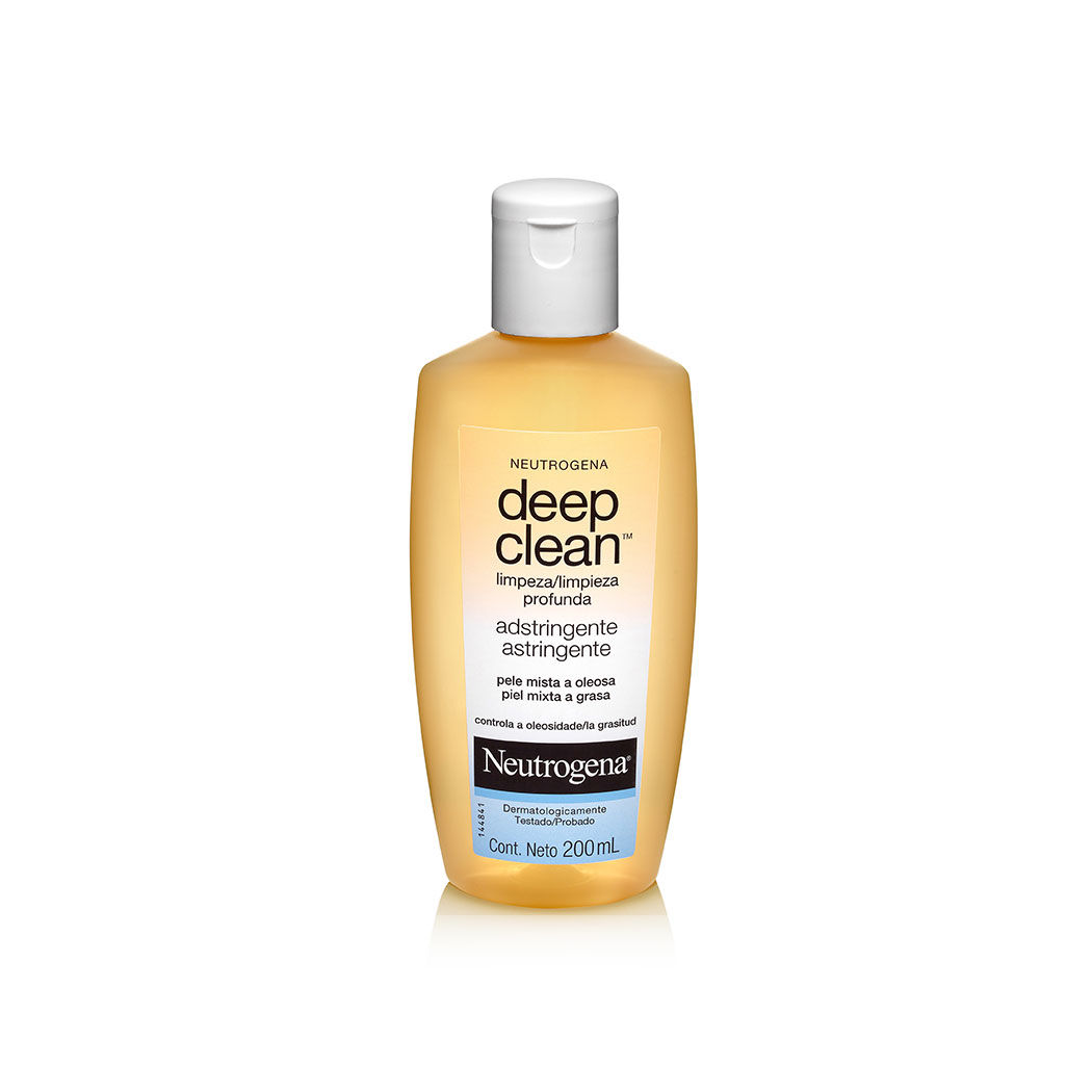 Loción De Limpieza Facial Profunda Para Piel Mixta a Grasa ... bb6507dca2ff