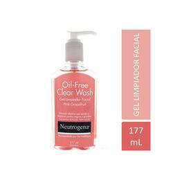 Gel Limpiador Facial Pink Grapefruit Libre de Aceite