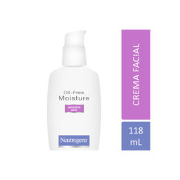 Loción Hidratante para piel sensible (Libre de aceite)