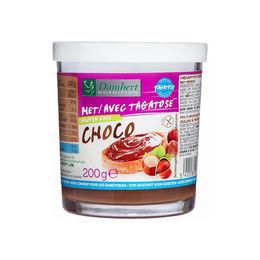 Pasta de chocolate y avellanas con Tagatosa