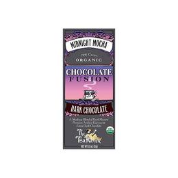 Barra de chocolate orgánico midnight & mocha