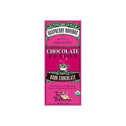 Barra de chocolate orgánico raspberry & rooibos