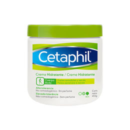 Crema hidratante corporal