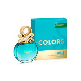 Perfume Colors Blue para mujer