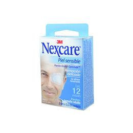 Parche ocular para adultos para piel sensible