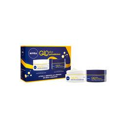 Pack de tratamiento Facial Anti-Edad Q10 Día 50 ml + Noche 50 ml