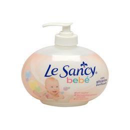Jabón Líquido Le Sancy ph Neutro Baby de 340ml