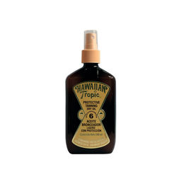 Aceite Bronceador Tanning Oil  SPF6