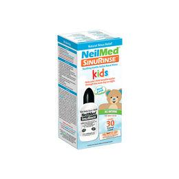 Enguaje nasal salino para niños