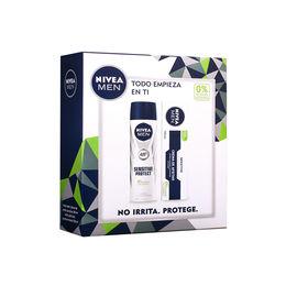 Pack Deo Sensitive y Crema Afeitar Sensitive
