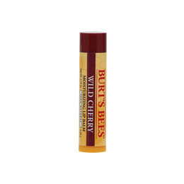 Bálsamo labial sabor natural a cereza
