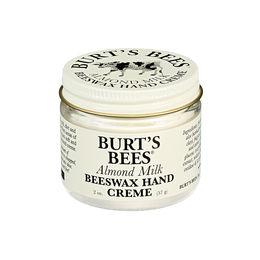 Crema para manos de leche de almendras y cera de abejas