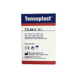 Vendaje elasticado con cubierta adhesiva de caucho natural Tensoplast