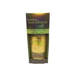 Aceite de  Macadamia Oil para nutrición del cabello