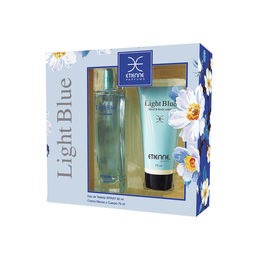 Estuche Fragancia Light Blue Edt y Crema