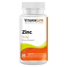 Suplemento Alimentario Zinc-15