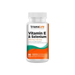Suplemento Alimentario Vitamin E 400