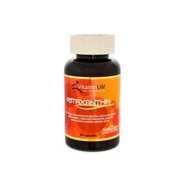 Astaxanthin, actúa como antioxidante