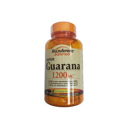 Estimulante y Energizante Natural Super Guaraná de 1200mg
