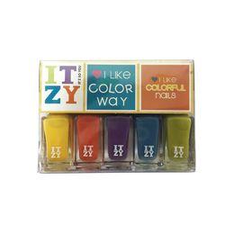 Pack de esmaltes de uñas Multicolor