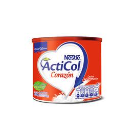 Acticol, tarro de leche en polvo descremada