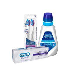 Pack de limpieza bucal