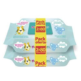 Toallitas húmedas para bebés