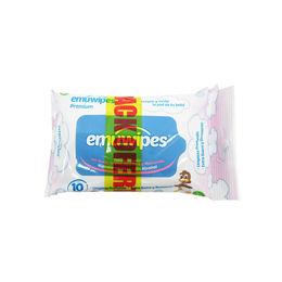Pack de 3 de Toallitas Húmedas Hipoalergénicas para Bebés