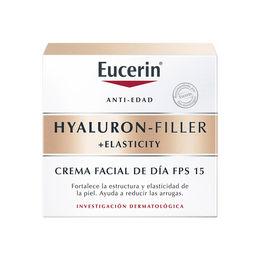 Crema facial Elasticity+Filler, anti edad para día