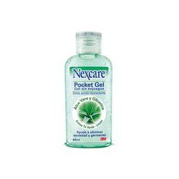 Pocket Gel Nexcare® Aloe Vera