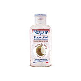 Pocket Gel  Nexcare® con Vitamina E Aroma Coco