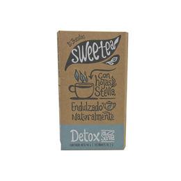 Té Detox con Stevia