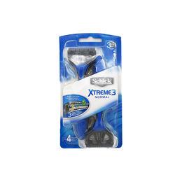 Máquina de afeitar Xtreme3