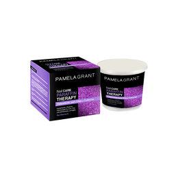 Tratamiento de uñas y cutículas en base a parafina